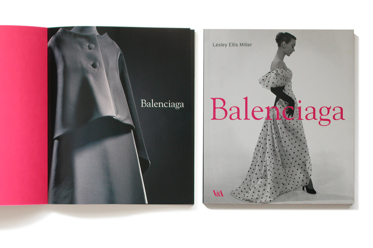 Book design by Broadbase: Balenciaga