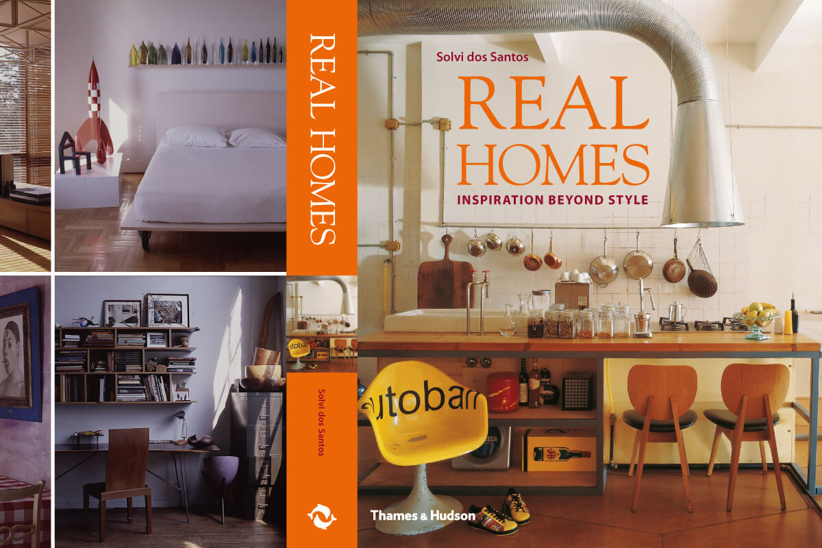 Book design by Broadbase: Real Homes