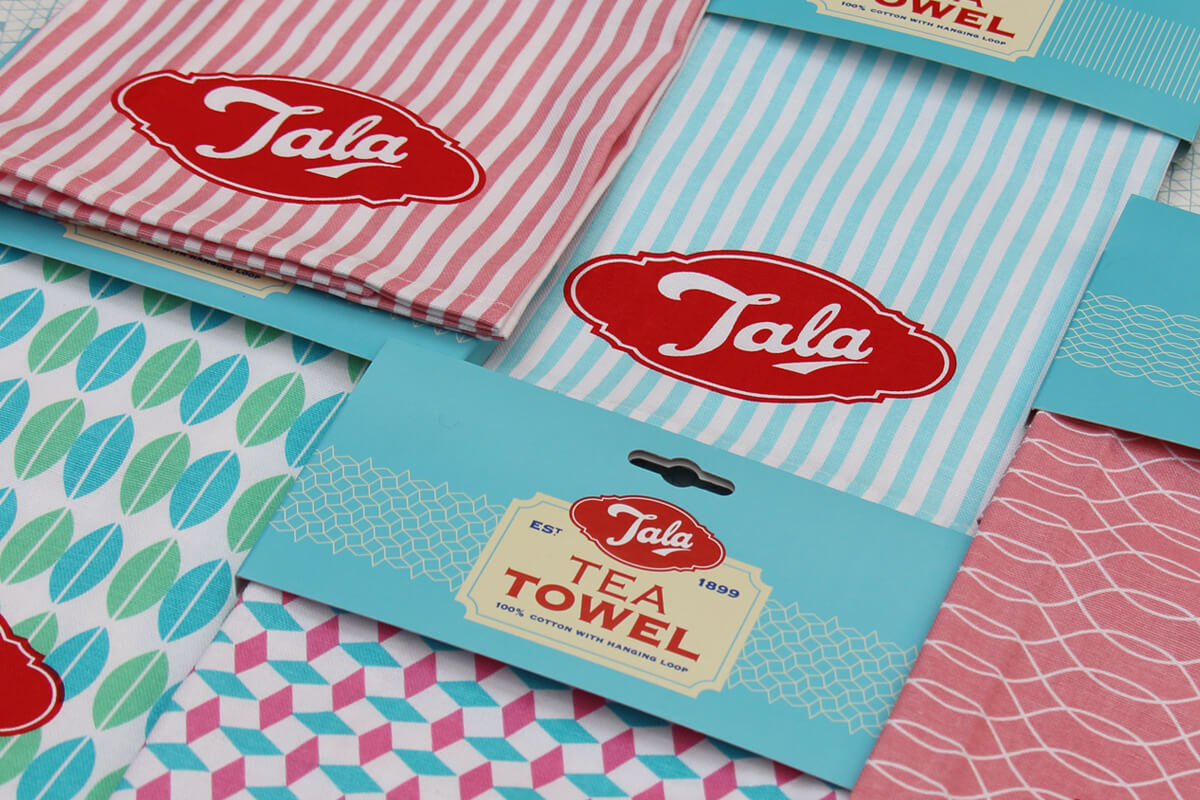 Product design: pattern and packaging design by Broadbase