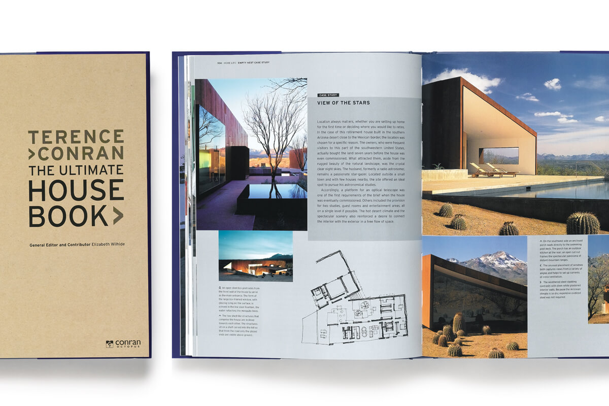 Book design by Broadbase: The Ultimate Housebook